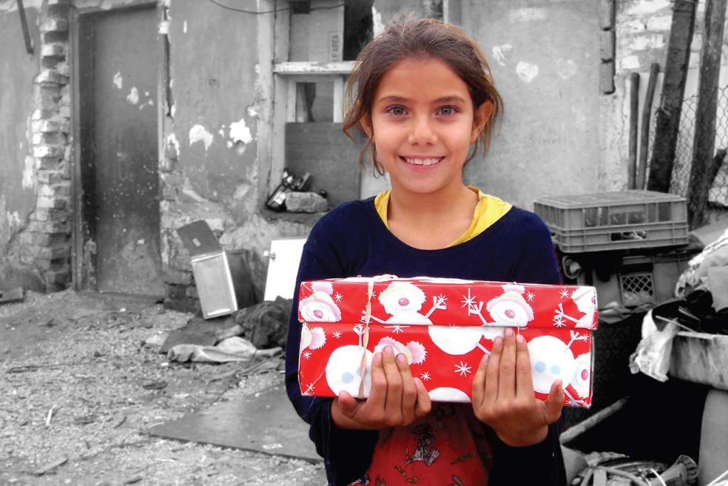 Christmas Charity Shoe Box Appeal Uk