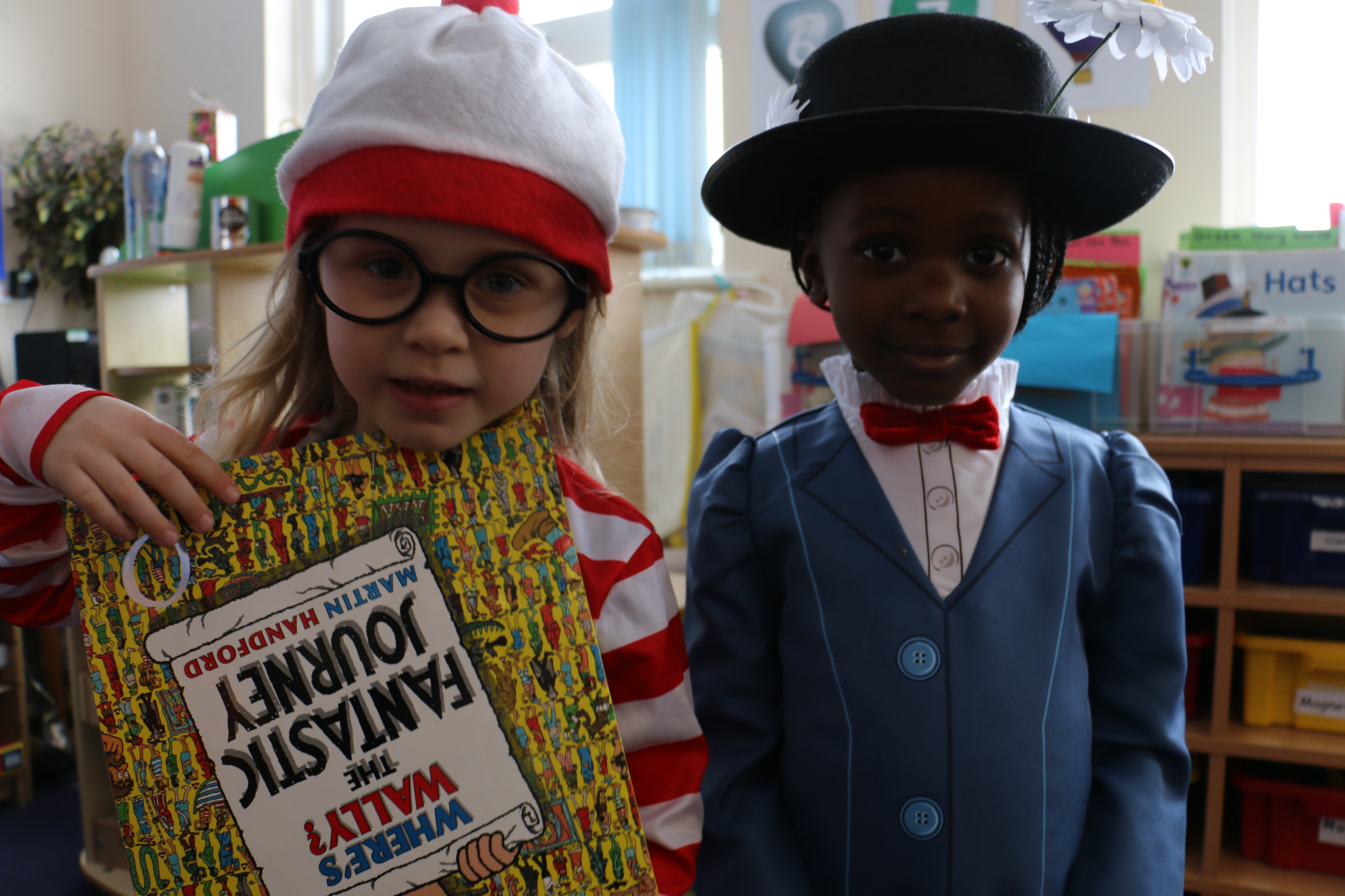 Bridgewater School World Book Day