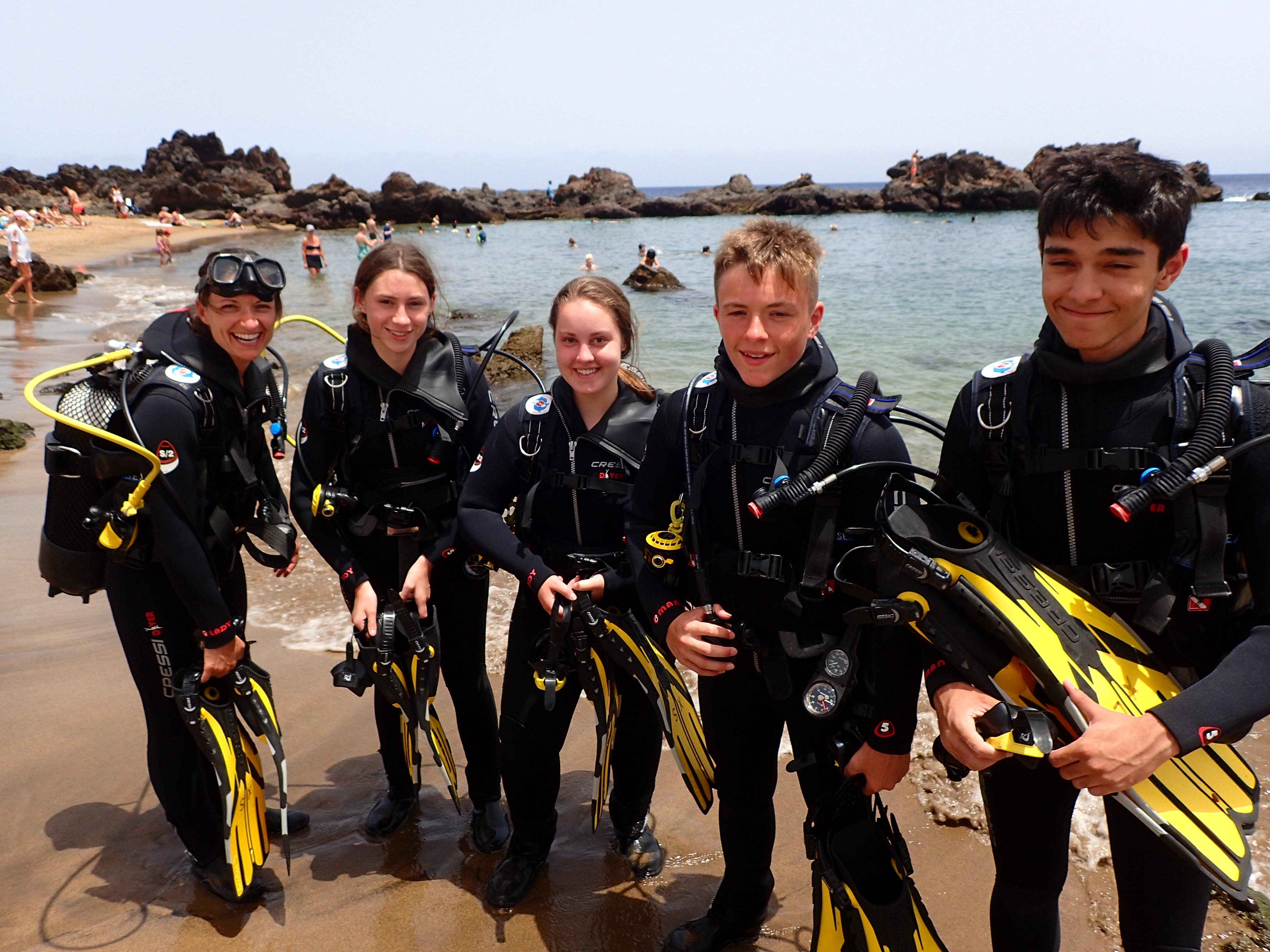 Bridgewater snorkelling club