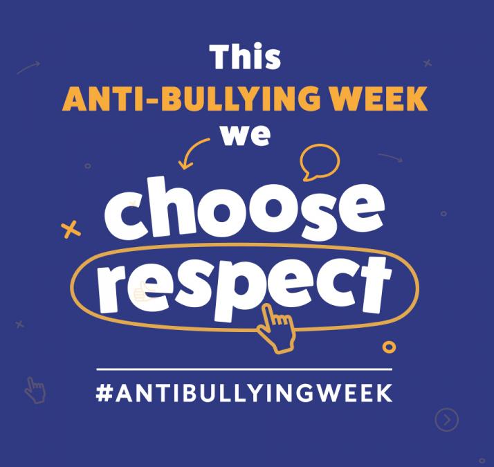 Anti Bullying Week Choose Respect