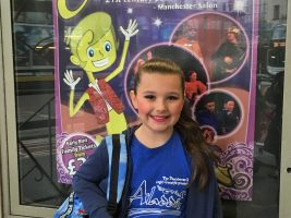Bridgewater pupil in Christmas pantomime