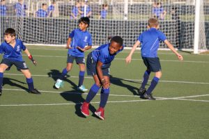 Valencia Football Development Tour