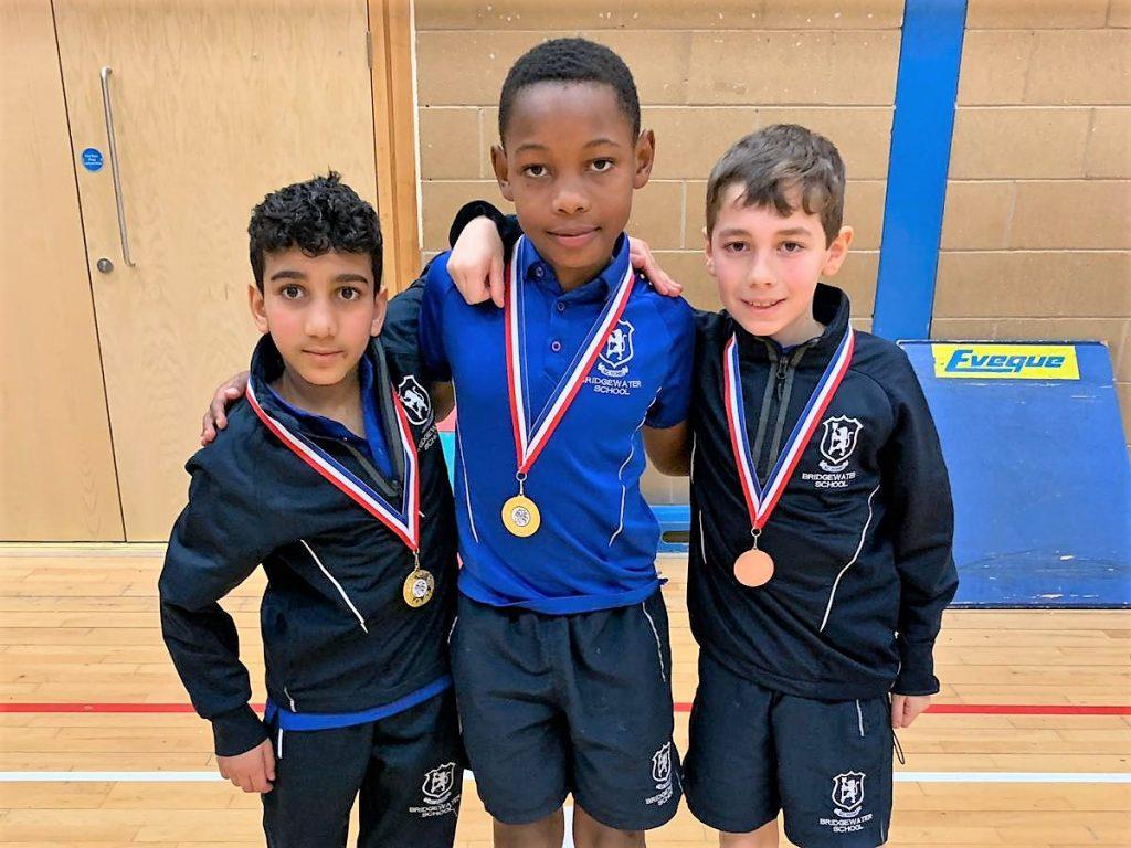 AJIS Indoor Athletics Championships 2019 winners