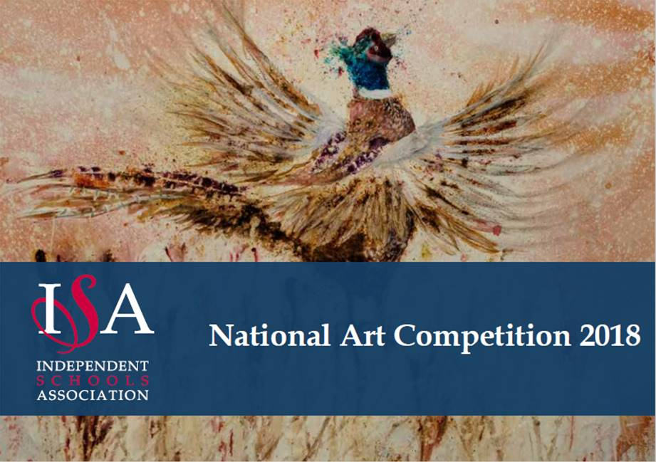 ISA National Art Competition brochure 2018