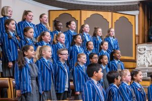 Bridgewater choir wins at MAPAS Vocal Festival